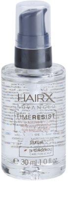 Oriflame HairX Advanced Time Resist омолоджуюча сироватка для волосся