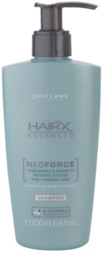 Oriflame HairX Advanced Neoforce champú para estimular el crecimiento del cabello