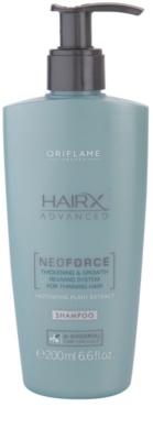 Oriflame HairX Advanced Neoforce шампунь для стимуляції росту волосся