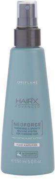Oriflame HairX Advanced Neoforce creste volumul de la radacini