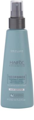 Oriflame HairX Advanced Neoforce Spray für Volumen von den Ansätzen aus