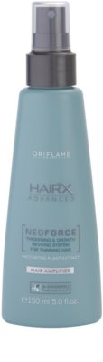 Oriflame HairX Advanced Neoforce spray para dar volume desde raízes