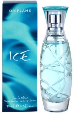 Oriflame Ice eau de toilette nőknek