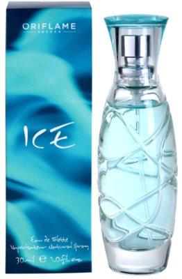 Oriflame Ice туалетна вода для жінок
