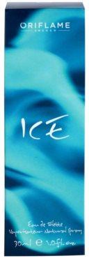 Oriflame Ice toaletná voda pre ženy 4