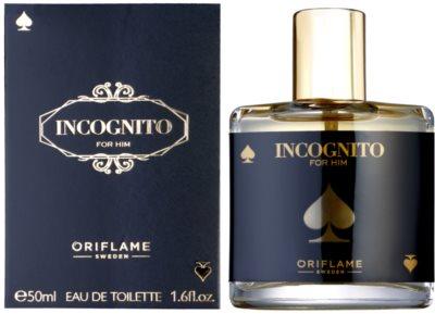 Oriflame Incognito woda toaletowa dla mężczyzn