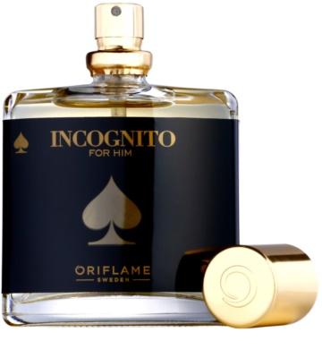 Oriflame Incognito Eau de Toilette para homens 4