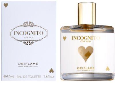 Oriflame Incognito Eau de Toilette für Damen