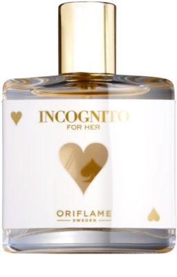 Oriflame Incognito Eau de Toilette für Damen 3