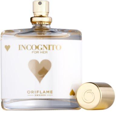 Oriflame Incognito Eau de Toilette für Damen 4