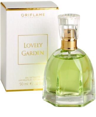 Oriflame Lovely Garden woda toaletowa dla kobiet 1