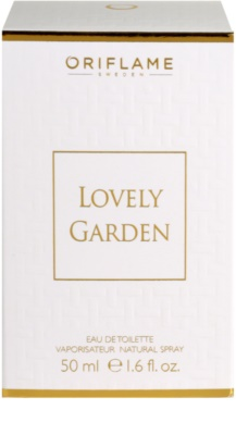 Oriflame Lovely Garden eau de toilette para mujer 4