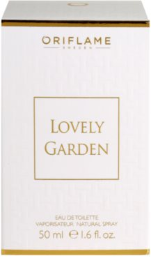 Oriflame Lovely Garden Eau de Toilette für Damen 4