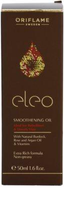 Oriflame Eleo glättendes Öl für widerspenstiges Haar 2