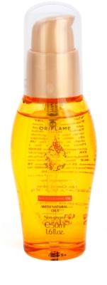Oriflame Eleo bőrpuhító olaj a rakoncátlan hajra