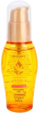 Oriflame Eleo védő olaj festett hajra