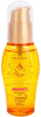 Oriflame Eleo захисна олійка для фарбованого волосся