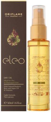 Oriflame Eleo olejek odżywczy do suchych końcówek włosów 1