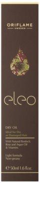 Oriflame Eleo olejek odżywczy do suchych końcówek włosów 2