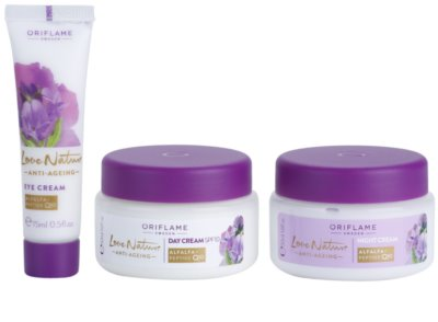 Oriflame Love Nature Kosmetik-Set  II.