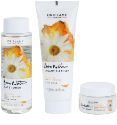 Oriflame Love Nature kozmetični set III.