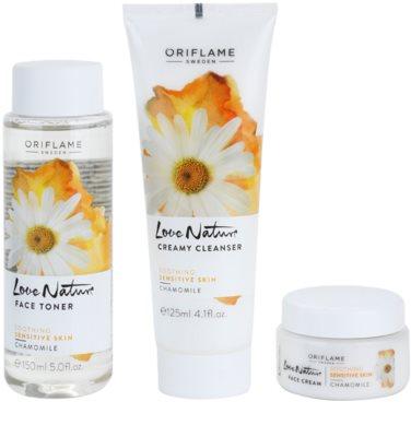 Oriflame Love Nature zestaw kosmetyków III.