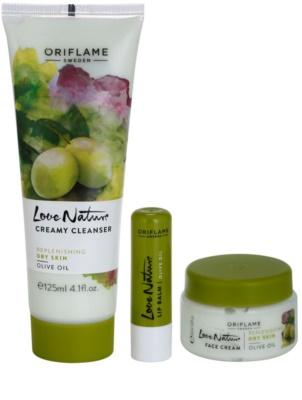 Oriflame Love Nature zestaw kosmetyków V.