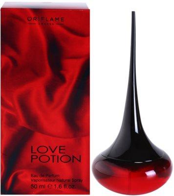 Oriflame Love Potion parfumska voda za ženske