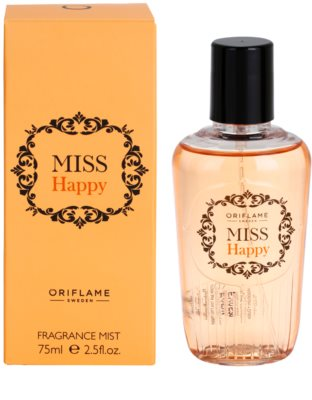 Oriflame Miss Happy spray corporal para mujer