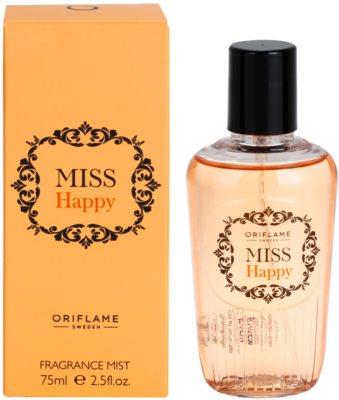 Oriflame Miss Happy telový sprej pre ženy