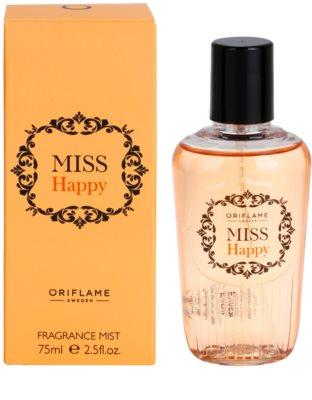 Oriflame Miss Happy спрей за тяло за жени