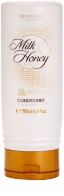 Oriflame Milk & Honey Gold acondicionador nutritivo para cabello