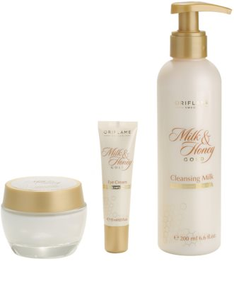 Oriflame Milk & Honey Gold coffret I. 1