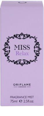 Oriflame Miss Relax tělový sprej pro ženy 4