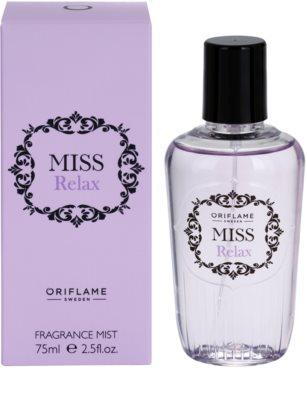 Oriflame Miss Relax pršilo za telo za ženske