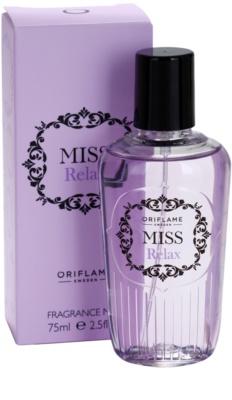 Oriflame Miss Relax tělový sprej pro ženy 1