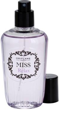 Oriflame Miss Relax tělový sprej pro ženy 3