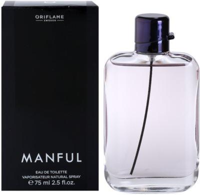 Oriflame Manful Eau de Toilette für Herren