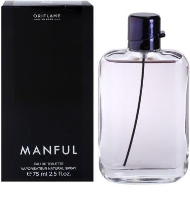 Oriflame Manful туалетна вода для чоловіків