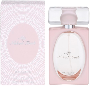 Oriflame My Naked Truth Eau de Toilette für Damen