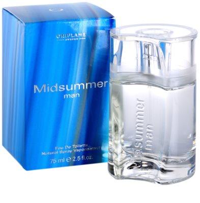 Oriflame Midsummer Man Eau de Toilette para homens 1