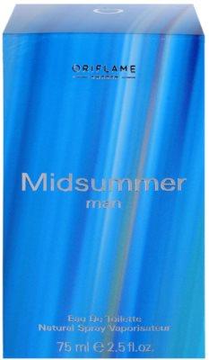 Oriflame Midsummer Man Eau de Toilette für Herren 4
