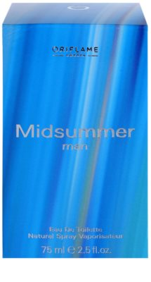 Oriflame Midsummer Man Eau de Toilette para homens 4