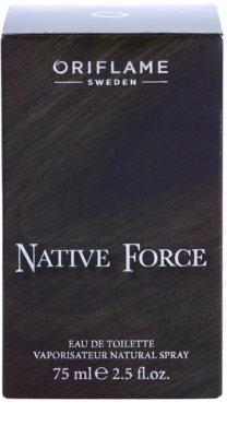 Oriflame Native Force Eau de Toilette für Herren 4
