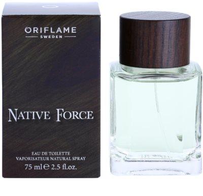 Oriflame Native Force toaletna voda za moške