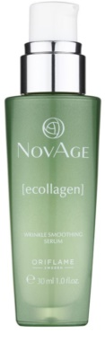 Oriflame Novage Ecollagen изглаждащ серум против бръчки