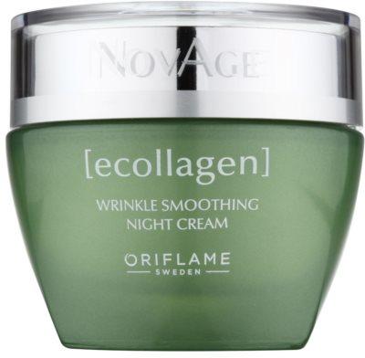 Oriflame Novage Ecollagen przeciwzmarszczkowy krem na noc