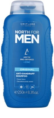Oriflame North For Men sampon anti-matreata