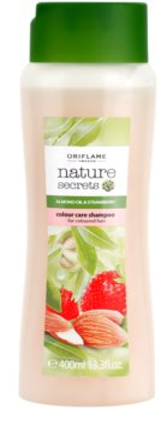 Oriflame Nature Secrets Shampoo für gefärbtes Haar