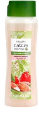 Oriflame Nature Secrets szampon do włosów farbowanych